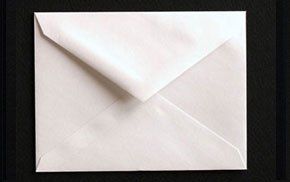 baronial Envelope