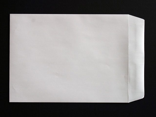 Catalog envelope