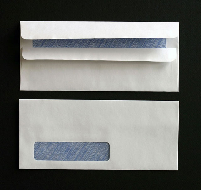 Lift-N-Seal Envelopes