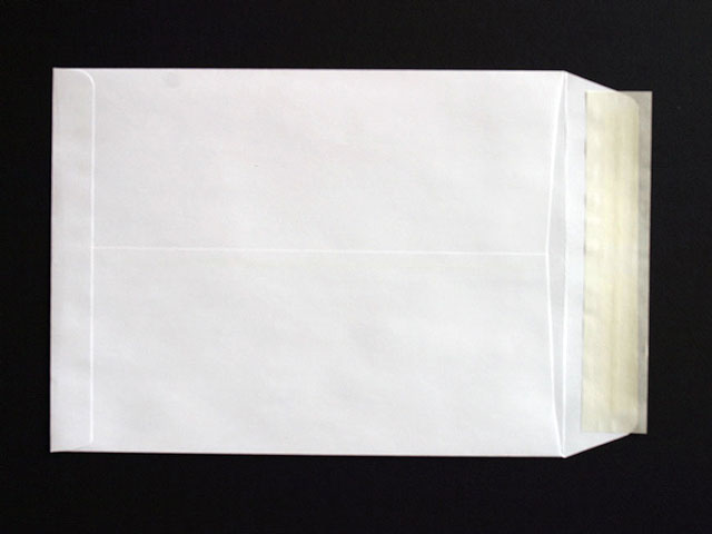 Self Sealing Envelopes