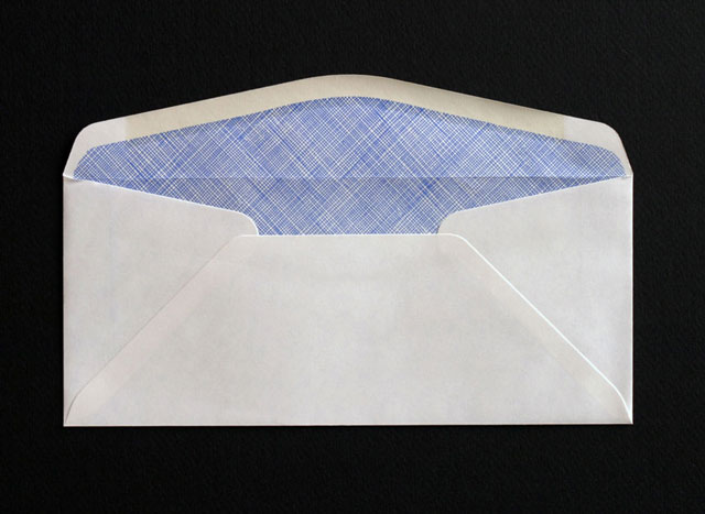 Security Tint Envelopes
